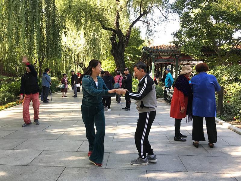 Parco Zhongshan Beijing matchmaking