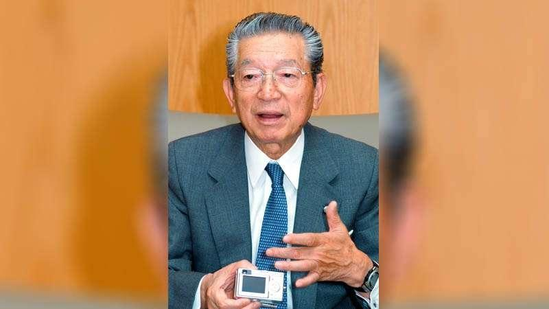 official photos f577f 3f01b Kasuo Kashio, co-founder of Casio of G-Shock fame, dies ...