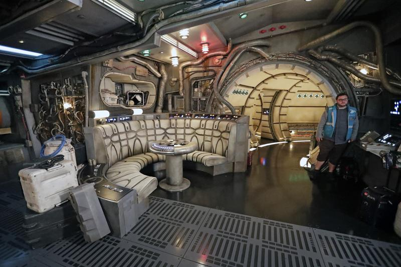 Star Wars hotel at Disney World like a cruise into space | Life & Art |  China Daily