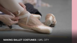 What does a ballet dancer care about most in a fitting? Meet Joanne, the director of wardrobe for Hong Kong Ballet, who is going to reveal some secrets of a ballet dancer's wardrobe.