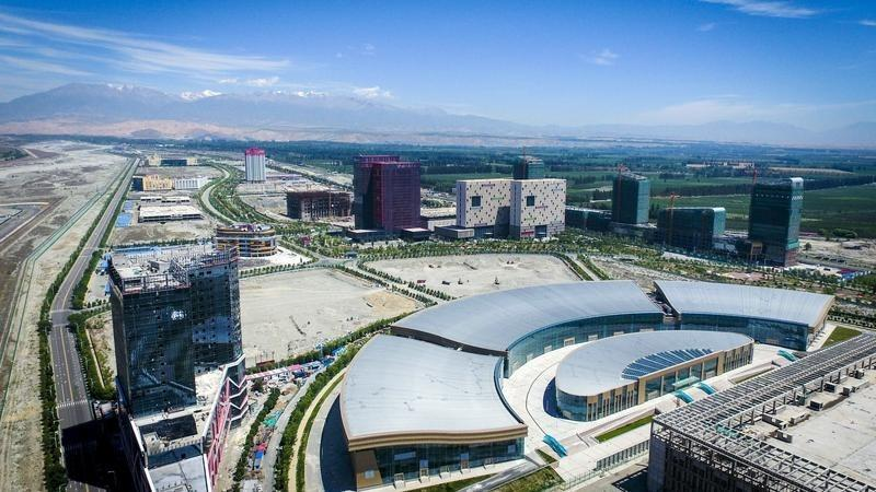 Xinjiang sees rising foreign trade with SCO member states