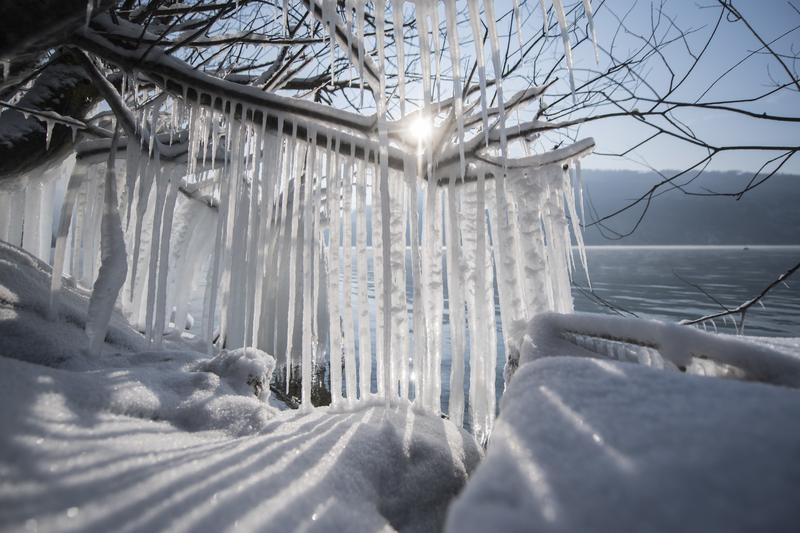 Heavy winter weather batters UK, European mainland | Photo