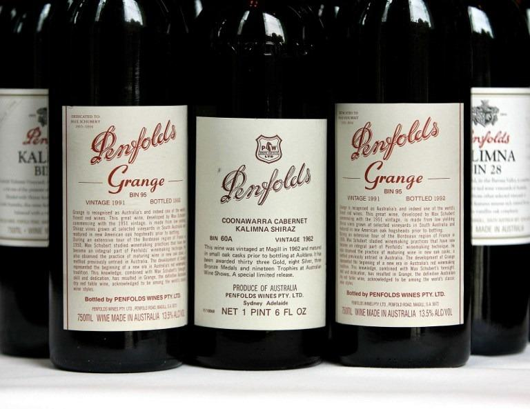 What Is Penfolds Grange Hermitage