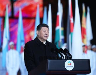 President Xi Jinping achieved many firsts when he embarked on a busy diplomatic schedule in the first half of this year. Let's have a look at his firsts.