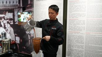 A total of 20 items of intangible cultural heritage from Hong Kong were exhibited at the Oral Legacies-Intangible Cultural Heritage of the Hong Kong Special Administrative Region exhibition.