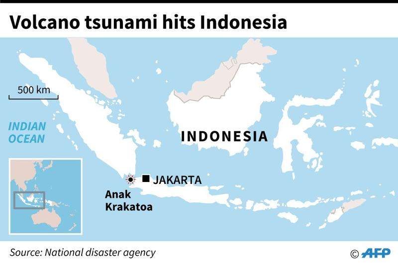 Hundreds killed as \'volcano tsunami\' hits Indonesia | Asia ...