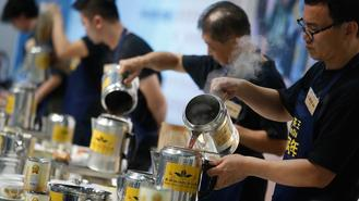 The 29th Hong Kong Food Expo kicks off Thursday at Hong Kong Convention and Exhibition Centre attracting exhibitors from more than 20 countries.