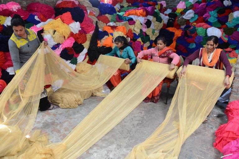 Film sparks debate about India's textile industry abuses