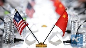 United States and China, FLAGS