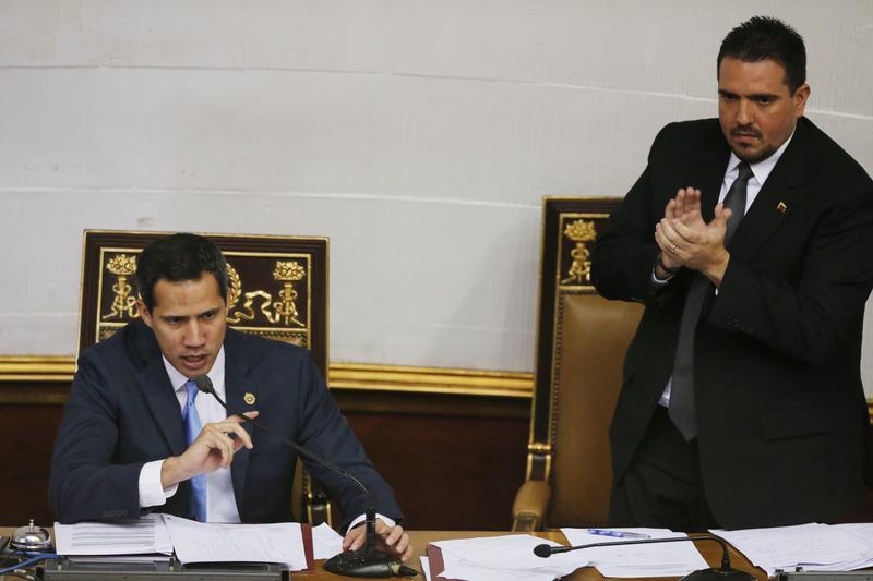 Us Venezuela Opposition Majority Renew Support For Guaidó