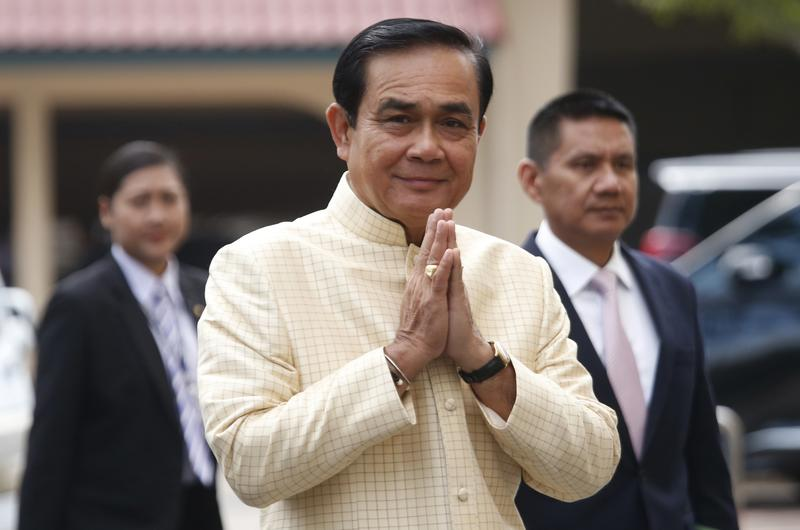 New army chief takes over as Thailand prepares for civilian