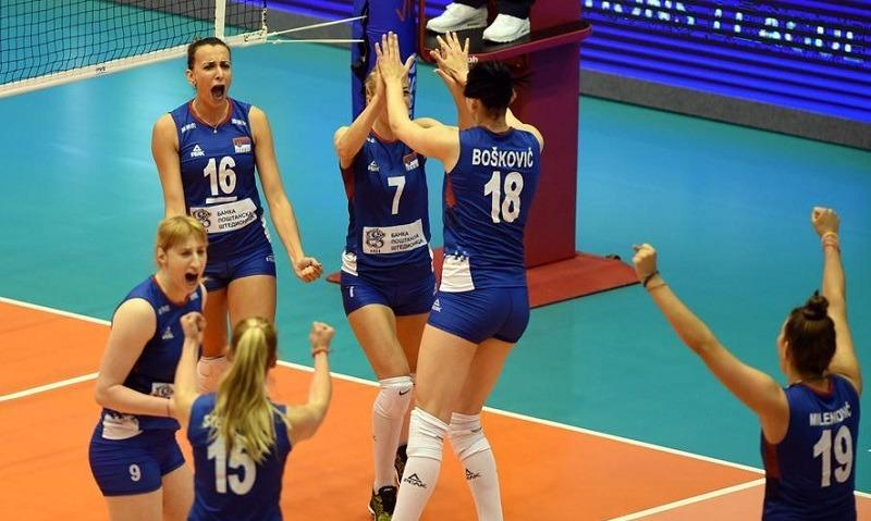 Serbia beats China 3-1 in FIVB Volleyball Nations League ...