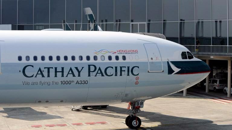 Cathay Pacific 'plans job cuts at overseas operations