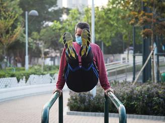 Maintaining physical fitness has always been high on the agenda of most Hong Kong people. Although some of the recent COVID-19 cases in the city have been linked to gyms, most people are not ready to give up their daily exercise regimens just yet.
