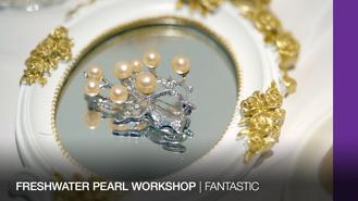Freshwater pearls are mainly cultivated in eastern China. And this workshop has brought that experience to Guangzhou's pearl lovers.