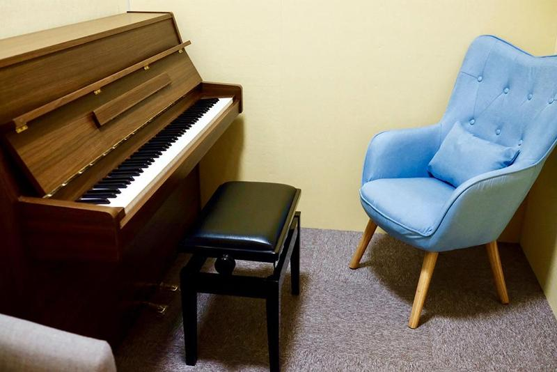 Always Open Practice Rooms Could Be Music To Pianists Ears Offbeat Hk China Daily