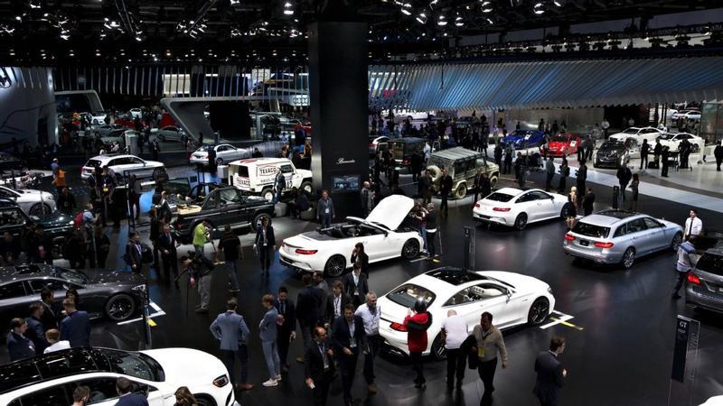 Pentagon Worries US Tariffs May Impair Defense Acquisition World - Detroit car show august 2018