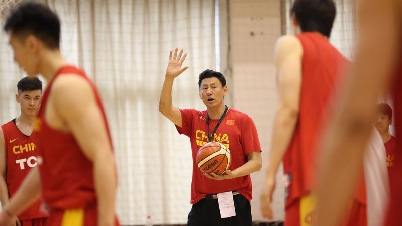 Coach Li Nan: Readjusting top priority for Chinese national