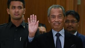 Malaysia's Prime Minister Muhyiddin Yassin
