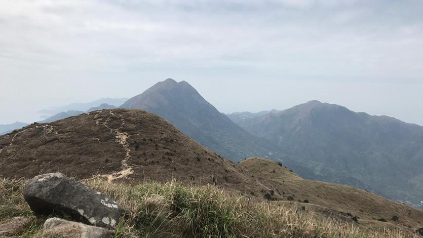 Sections1&2 of the Lantau Trail