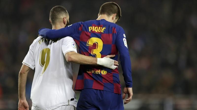 Barca Held 0 0 By Madrid Amid Separatist Protest At Camp Nou
