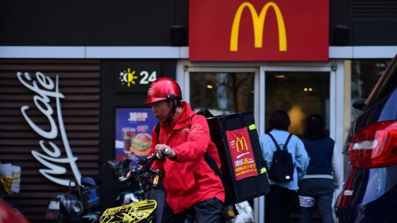 China's taste for online food delivery grows | Nation