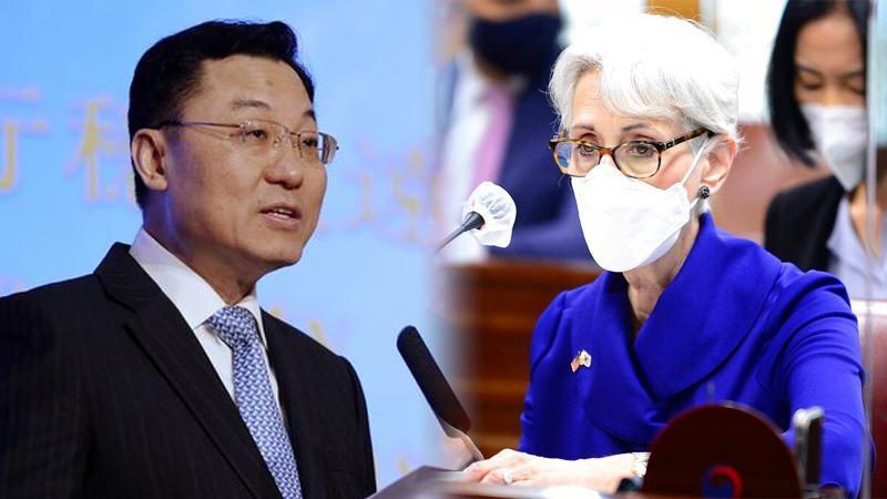 Vice-minister hits out at US' anti-China behavior | Nation | China Daily