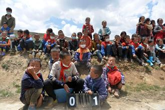 ​Nestled in the mountains of Sichuan province, Wawu Primary School is known as