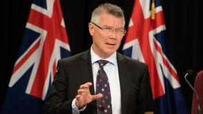New Zealand's Trade Minister David Parker