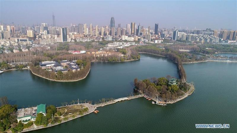 Wuhan becomes hub for French f...
