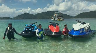 Hong Kong has always been a fast-paced city, but in Sai Kung you get an extra dash of speed when you hop on a Jet Ski.
