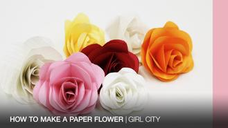 Here is a craft idea for you to dress up your home with flowers.