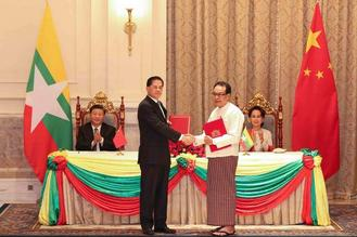 President Xi's first state visit in 2020 started a new chapter of the long-lasting China-Myanmar