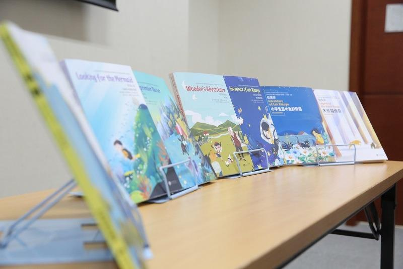 c3cbfed8aa15 A new set of Chinese children s classics features works by influential  writers in China. (PHOTO PROVIDED TO CHINA DAILY)
