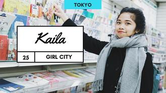 In the last of the Tokyo season, Kaila shares her passion about kawaii journaling, and takes you to her favorite stationery stores!