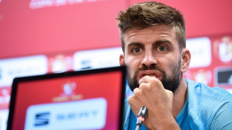 Gerard Pique Faktor Barcelona Peroleh Hasil Jelek