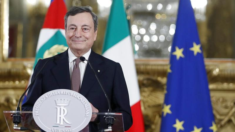 Italy's prime minister affectionately known as 'Super Mario' waives his 0,000 salary to 'show solidarity with his nation hit by recession'