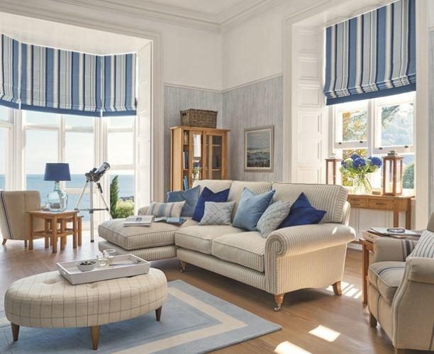 A Living Room Decorated In The Style Of Laura Ashley Photo Lauraashley Cn
