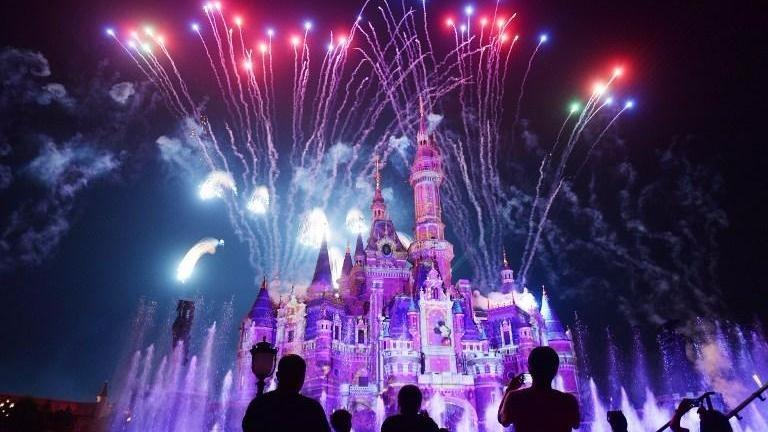 Shanghai Disney Resort seeks to extend stories from 'film to