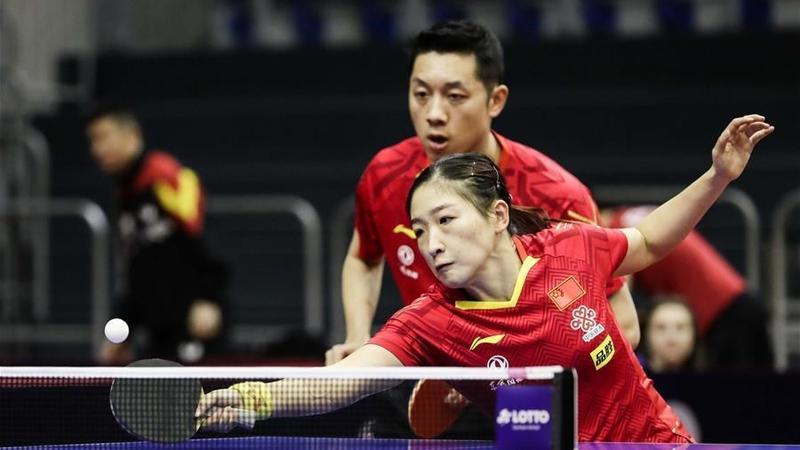 China Open Table Tennis 2021