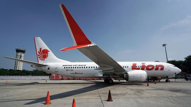 Indonesia blames Boeing's 737 Max design, oversight on Lion