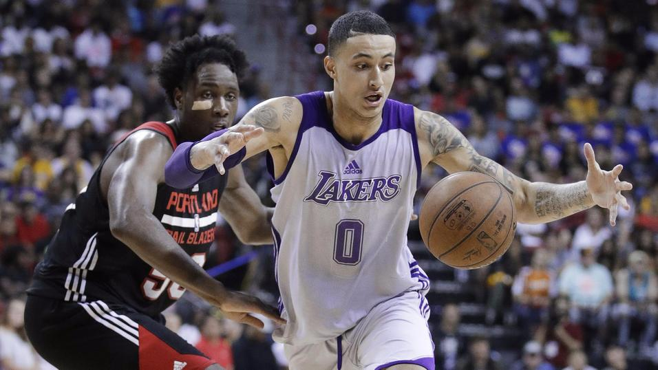 Top of the draft board shines at Summer League