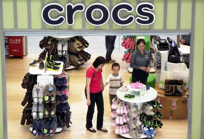 crocs e