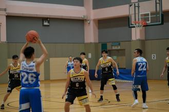 The 2021 Integration Youth Charity Basketball League officially kicked off amid tight anti-epidemic measures in Hong Kong on Sunday.