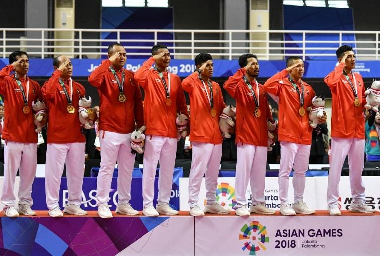 Indonesia breaks SE Asia's record in winning Asian Games golds ... on asian haiti, asian country, asian india, asian nigeria, asian jamaica,