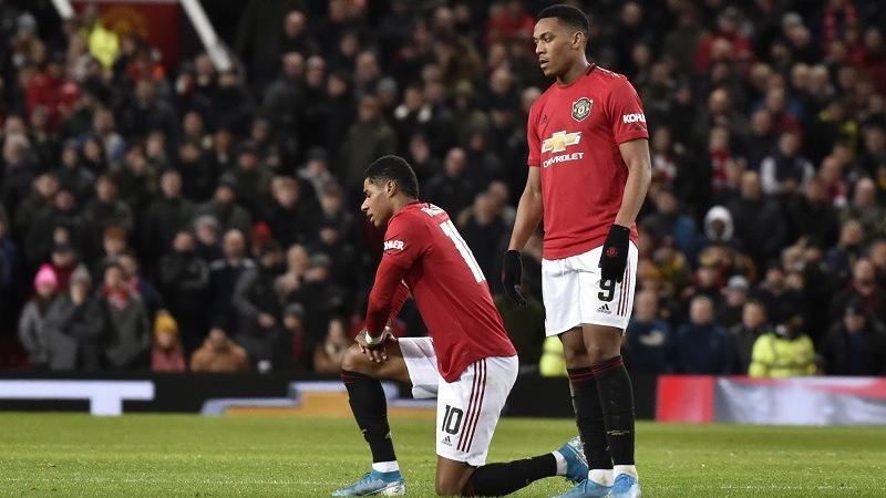 Rashford Out Of Action Until Feb Due To Back Injury Sports China Daily