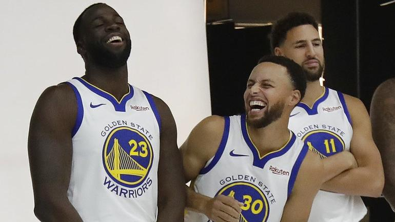 NBA Preview: It's the Warriors, and then everyone else