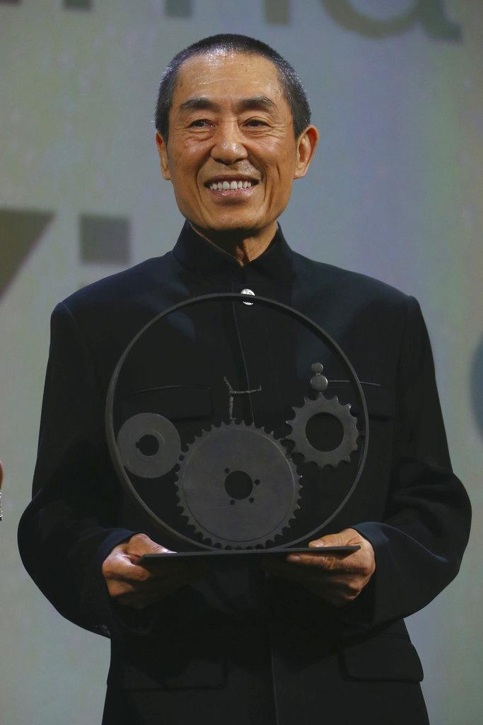 Zhang Yimou makes triumphant return to Venice Film Festival