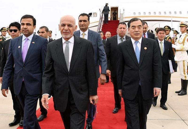 Leaders arrive in Qingdao for SCO Summit | Photo | China Daily