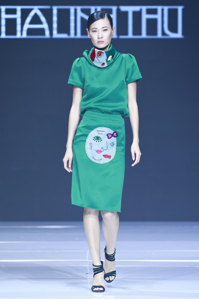 Hangzhou event gives Asian fashion a chance   Life & Art